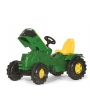 tractor a pedales John Deere 6210