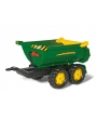 Remolque Rollyhalfpipe John Deere-122165-Rolly Toys-Agridiver
