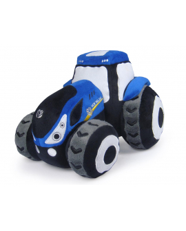 Tractor New Holland T7 de peluche