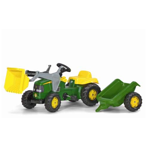 Tractor-a-pedales-John-Deere-Rollykid-023110-Rolly Toys-Agridiver