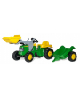 Tractor-a-pedales-New-Holland-T7040-pala-remolque-Rollykid-023929-Rollytoys-Agridiver