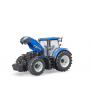 Tractor-juguete-New-Holland-T7315-03120-Bruder-Agridiver