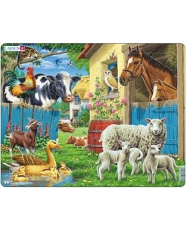 Puzzle-Animales-Granja-FH23-Roda Toys-agridiver